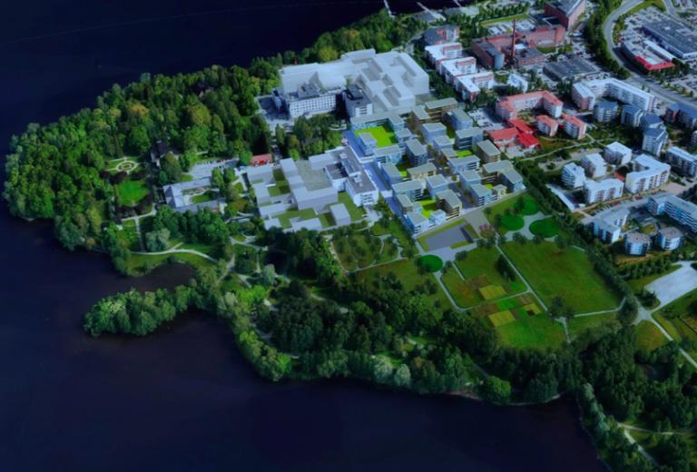 Hatanpään alueen suunnitelmat